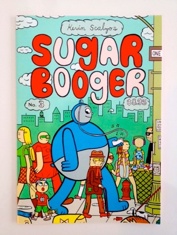 """Sugar Booger comic #3"" is copyright ©2008 by Kevin Scalzo.  All rights reserved.  Reproduction prohibited."