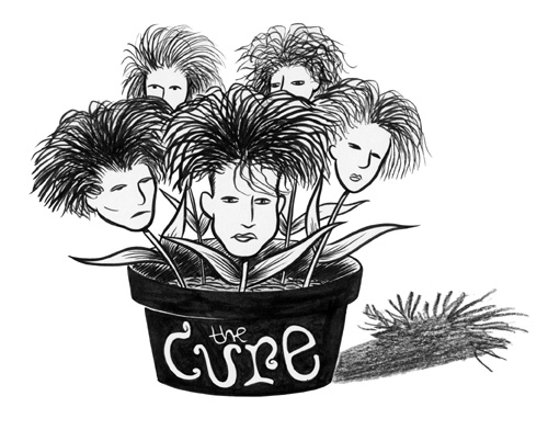"""THE CURE"" is copyright ©2008 by Jeremy Eaton.  All rights reserved.  Reproduction prohibited."