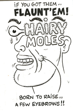 """*Asiaddict * Hairy Moles"" is copyright ©2008 by  Mats!?.  All rights reserved.  Reproduction prohibited."