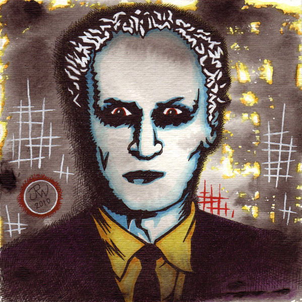 """Carnival of Souls"" is copyright ©2008 by J.R. Williams.  All rights reserved.  Reproduction prohibited."