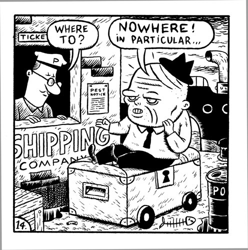 """Nowhere! in particular..."" is copyright ©2008 by  Mats!?.  All rights reserved.  Reproduction prohibited."