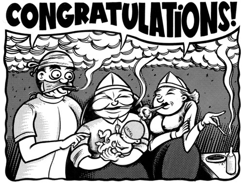 """Congratulations!"" is copyright ©2008 by Eric Reynolds.  All rights reserved.  Reproduction prohibited."