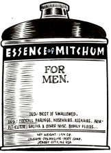 """Essence of Mitchum"" is copyright ©2008 by Eric Reynolds.  All rights reserved.  Reproduction prohibited."