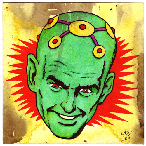 """Brainiac 5"" is copyright ©2008 by J.R. Williams.  All rights reserved.  Reproduction prohibited."