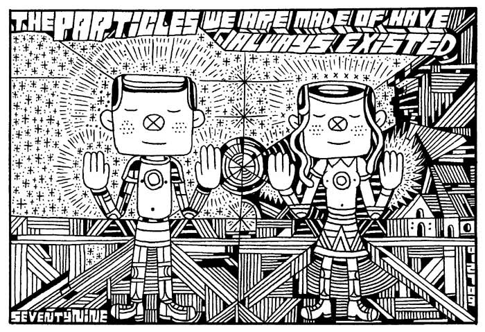 """ENTER THE CARTOON UTOPIA #79"" is copyright ©2008 by Ron Regé, Jr..  All rights reserved.  Reproduction prohibited."