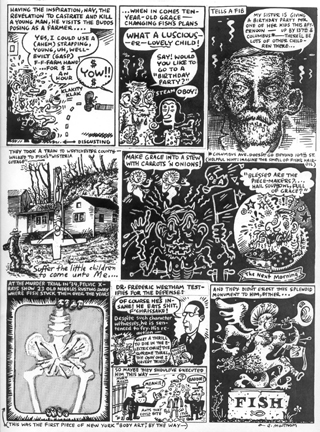 """Albert Fish (page 5)"" is copyright ©2008 by Tony Mostrom.  All rights reserved.  Reproduction prohibited."