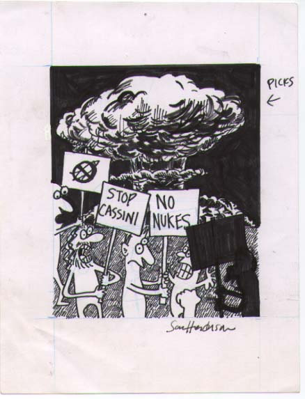 """No Nukes"" is copyright ©2008 by Sam Henderson.  All rights reserved.  Reproduction prohibited."