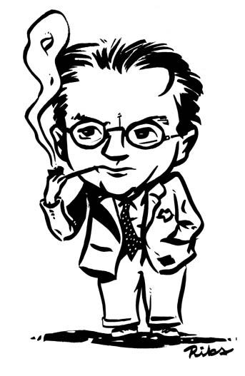 """Raymond Chandler"" is copyright ©2008 by Steven Weissman.  All rights reserved.  Reproduction prohibited."