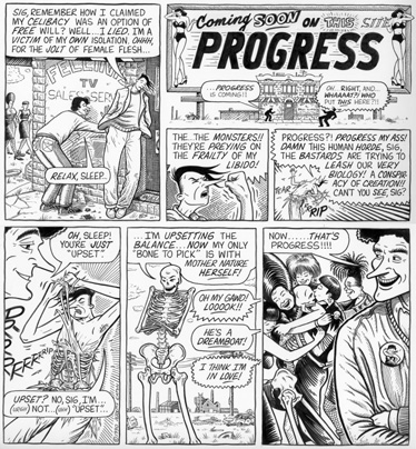 """PROGRESS"" is copyright ©2008 by Jeremy Eaton.  All rights reserved.  Reproduction prohibited."