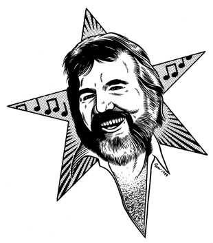 """Kenny Rogers: SUPERSTAR!"" is copyright ©2008 by Eric Reynolds.  All rights reserved.  Reproduction prohibited."
