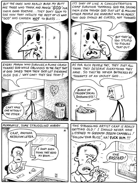 """Return Of Stickboy - page26"" is copyright ©2008 by Dennis Worden.  All rights reserved.  Reproduction prohibited."