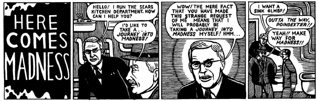 """Here Comes Madness"" is copyright ©2008 by M. Kupperman.  All rights reserved.  Reproduction prohibited."