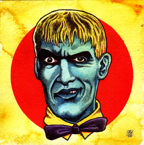 """Lurch"" is copyright ©2008 by J.R. Williams.  All rights reserved.  Reproduction prohibited."