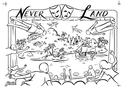 """Never Land"" is copyright ©2008 by Colleen Coover.  All rights reserved.  Reproduction prohibited."